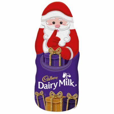 Cadbury Hollow Santa 100g - Csokimikulás