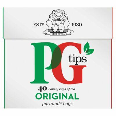 PG Tips Tea - 40 db filter