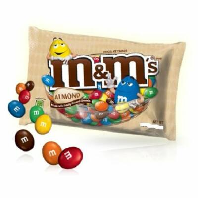M&M's Almond Milk Chocolate Candy Sharing Size [USA]