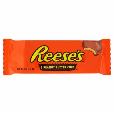Hersheys Reeses Peanut Butter Cups 51g