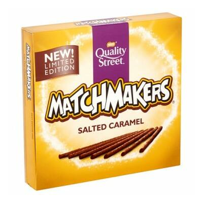 Quality Street Matchmakers Salted Caramel 120g