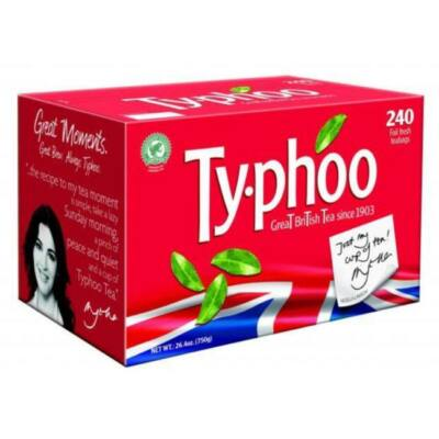 Typhoo Teabags 240 db filter
