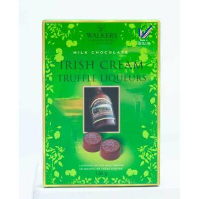 WALKERS Irish Cream Liqueur Truffles 120g