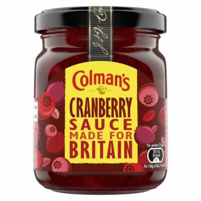 Colmans Cranberry Sauce 165ml