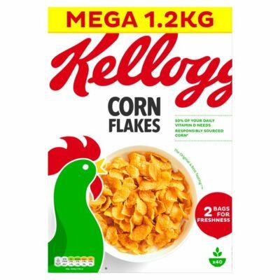 Kellogg's Corn Flakes  Mega Pack 1200g