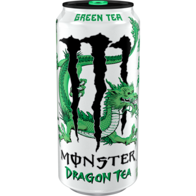 Monster Dragon Tea Green Tea [USA] 473ml