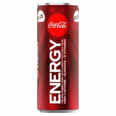 Coca Cola Energy (UK) PM.1.25 250ml