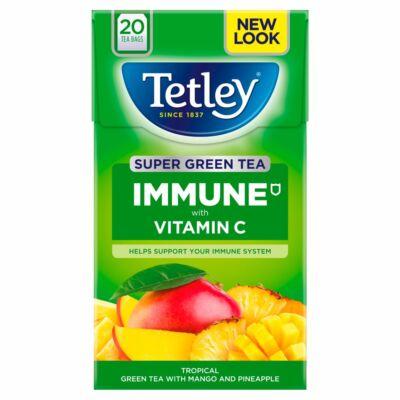 Tetley Super Green Immune Mango & Pineapple 20 db filter