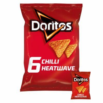Doritos Chilli Heatwave Multipack 6x30g