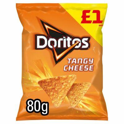 Doritos Tangy Cheese Flavour 80g