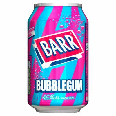 Barr Bubblegum szénsavas üdítőital 330ml