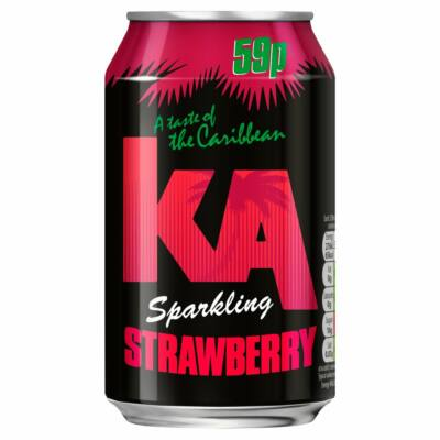 KA Strawberry 330ml