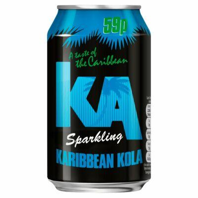 KA Karibbean Kola 330ml