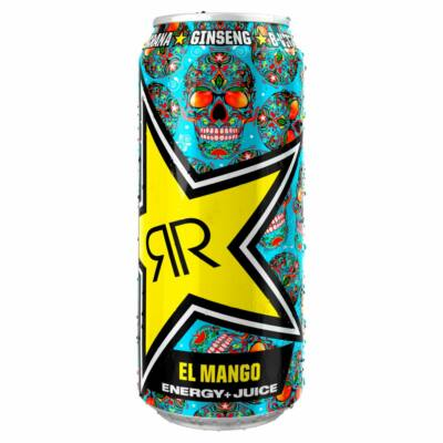 Rockstar Baja Juiced El Mango PM1.29 500ml