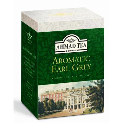 Ahmad Tea - Aromatic Earl Grey - 500g Loose Tea (Szálas Earl Grey Tea)