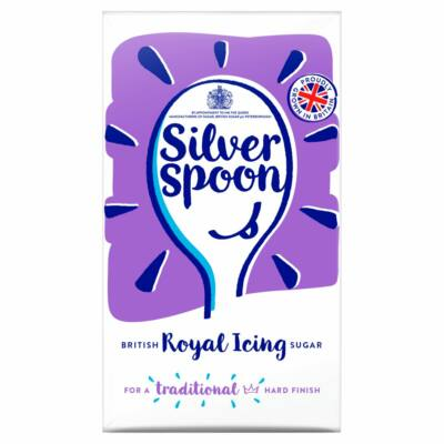 Silver Spon Royal Icing Sugar 500g