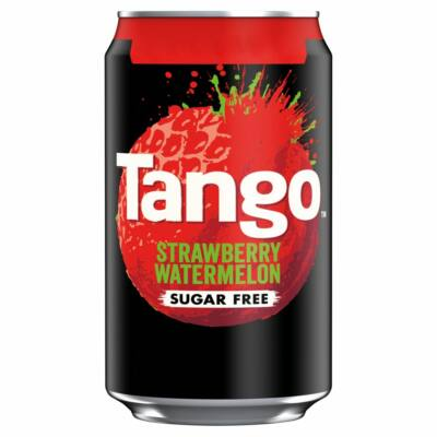 Tango Strawberry & Watermelon SF 330ml