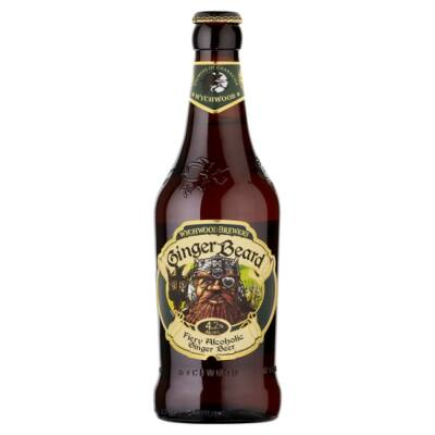 Wychwood Ginger Beard (alkoholos gyömbérsör, 500ml, 4.2%)