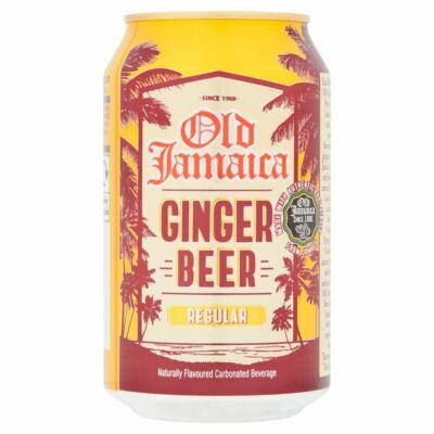 Old Jamaica Ginger Beer 330ml - Gyömbérsör