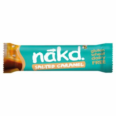 Nakd Free From Salted Caramel Bar 35g