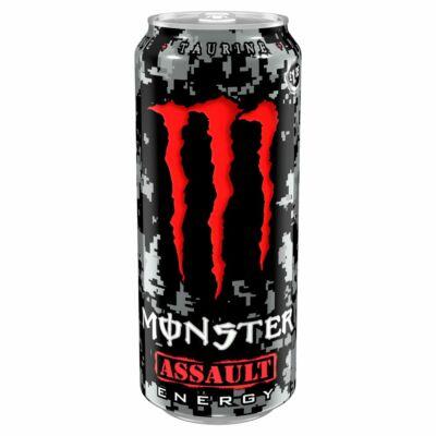 Monster Assault (UK) PM.1.35 500ml
