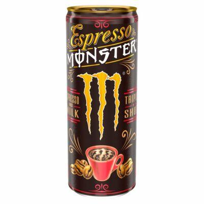 Monster Espresso & Milk Energy Coffee (UK) 250ml