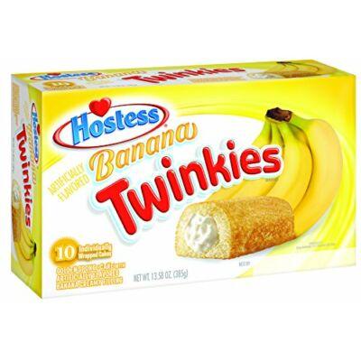 Hostess Banana Twinkies 10db 385g