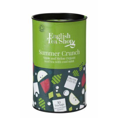 English Tea Shop Summer Crunch jeges tea - 10 filter