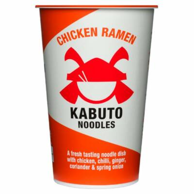 Kabuto Chicken Ramen Noodles 85g