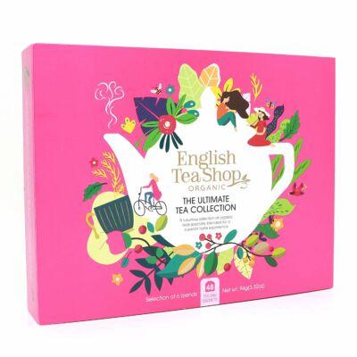 English Tea Shop - The Ultimate Tea Collection - Bio teaválogatás 48 db filter
