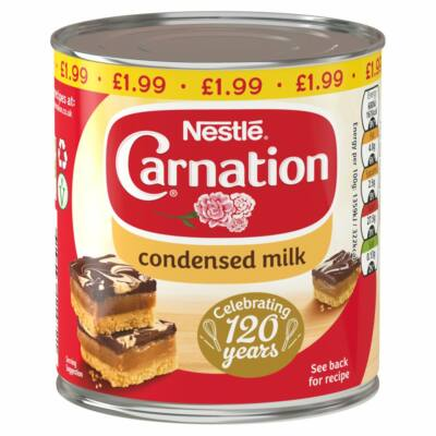 Nestlé Carnation Sweetened Condensed Milk 397g