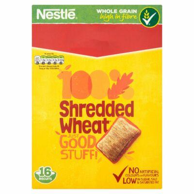 Shredded Wheat  - 16 darabos - Teljes kiőrlésû búzából