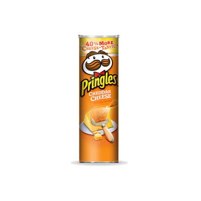 Pringles Cheddar Cheese [USA] 158g