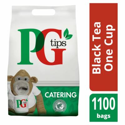Pg Tips Tea One Cup 1100 filter