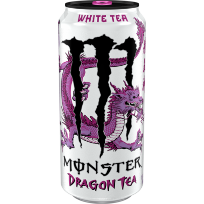 Monster Dragon Tea White Tea [USA] 473ml