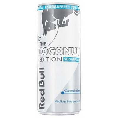 Red Bull Coconut & Berry Sugar Free (cukormentes) 250ml