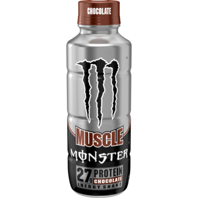 Monster Muscle Protein Chocolate Energy Shake [USA] 426ml