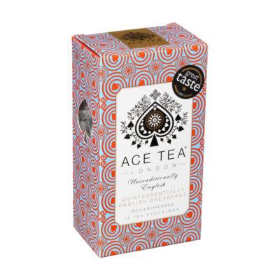 Ace Tea Quintessentially English Breakfast Tea 15 db teapárna