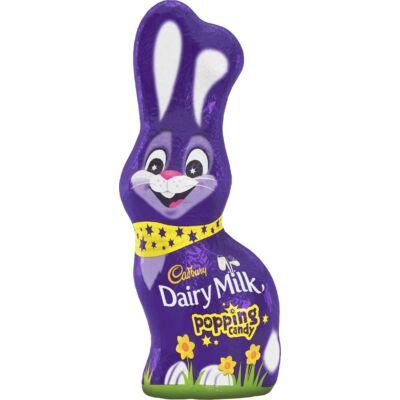 Cadbury Hollow Bunny Popping Candy (Csokinyúl pattogó cukorral) 50g