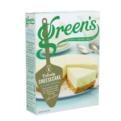 Greens Velvety Cheesecake Mix