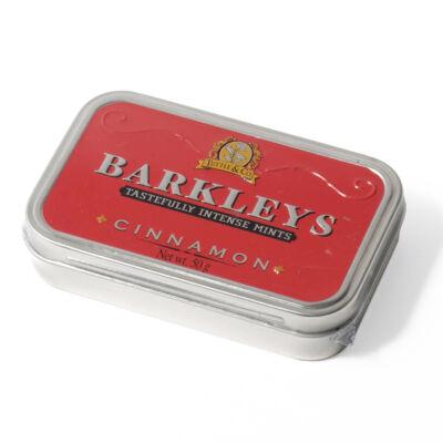 Barkley's Cinnamon Mints - Fahéjas cukorka 50g