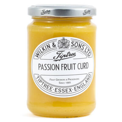 Tiptree Passionfruit Curd 312g