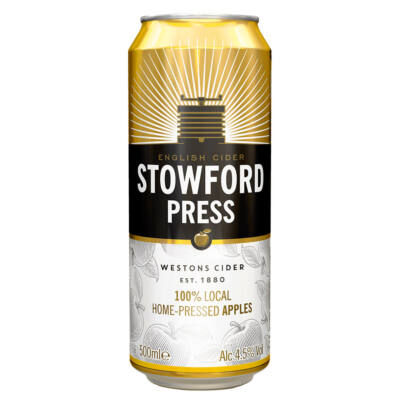 Stowford Press Medium-Dry (Félszáraz) Cider 500ml