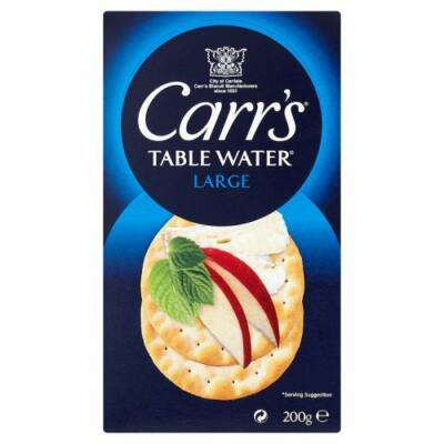 Carr's Table Water 200g