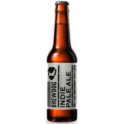BrewDog Indie Independent Pale Ale (330ml palackos, 4.2%)