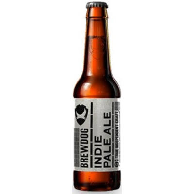 BrewDog Indie Independent Pale Ale (330ml palackos, 4.2%)