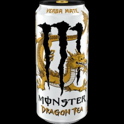 Monster Dragon Tea Yerba Mate [USA] 473ml