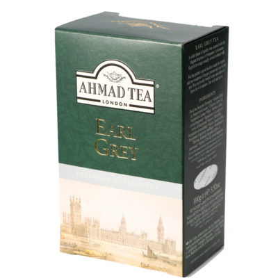 Ahmad Tea - Aromatic Earl Grey - 100g Loose Tea (Szálas Earl Grey Tea)