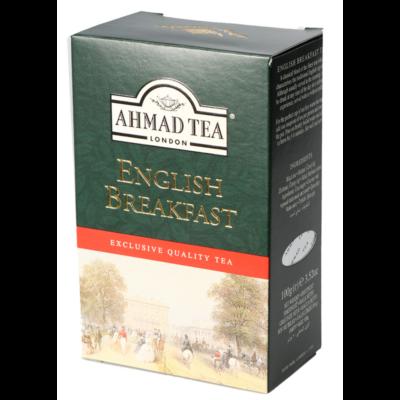 Ahmad Tea - English Breakfast Tea - Loose Leaf - 100g (Szálas Angol Reggeli Tea)