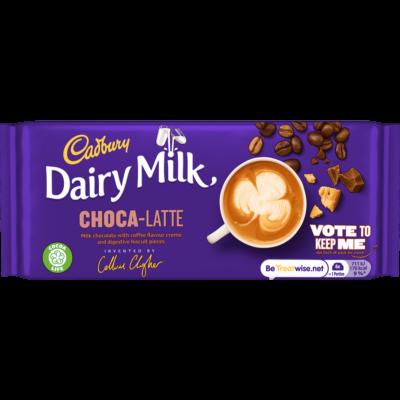 Cadbury Dairy Milk Choca-latte 122.5g